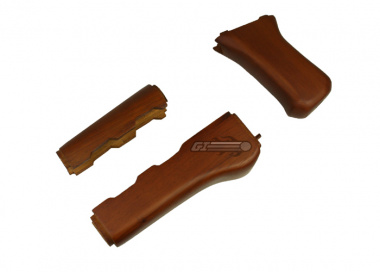 (Discontinued) ACM AK-47S Wood Kit for TM Style AK Series