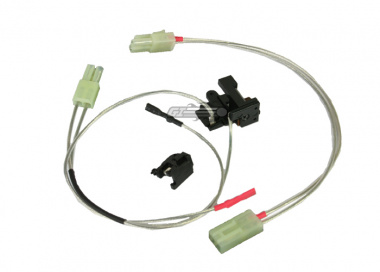 Echo 1 Low Resistance AEG Swtich & Wire Assembly for Version 2 ( Back )