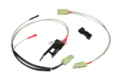 Echo 1 Low Resistance AEG Switch & Wire Assembly for Version 3 ( Back )