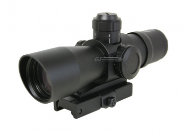 NC STAR 4x32 Mil Dot Quick Relese Scope