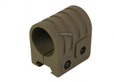 King Arms Tactical Light Mount ( TAN )