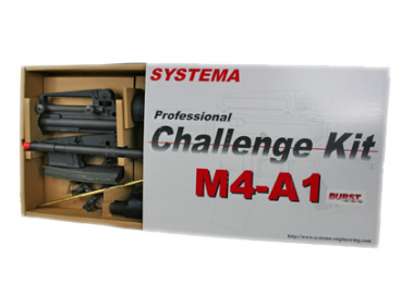 Systema PTW CQBR MAX Airsoft Gun ( Challenge Kit ) by: Systema -