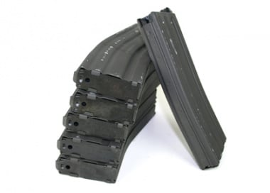 Systema 120rd M16 PTW Mid Capacity AEG Magazine ( 6 Pack )