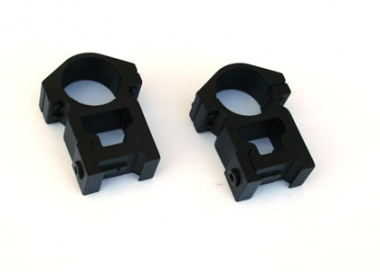 Leapers 30mm High Profile Scope Rings