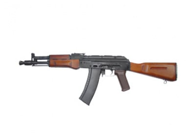 Classic Army Full Steel / Wood SLR-105 Compact Airsoft Gun