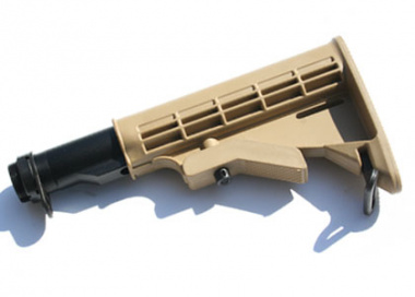 Leapers M4 LE 6 Position Stock ( TAN )
