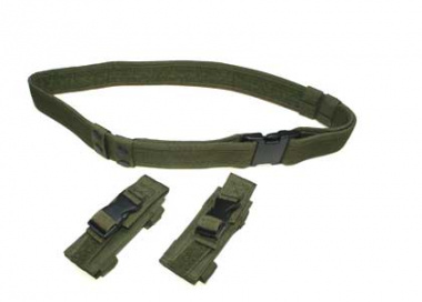 Condor / OE TECH Tactical Duty Belt ( OD )