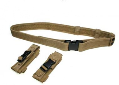 Condor / OE TECH Tactical Duty Belt ( TAN )