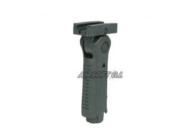 UTG Foldable Vertical Grip for RAS ( BLK )