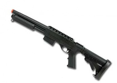 (Discontinued) UTG 870 Shotgun 2 Mags Tactical Stock Package