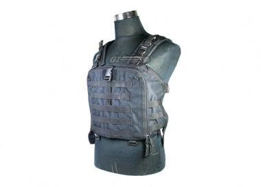 (Discontinued) Condor / OE TECH Warrior Chest Rig ( BLK / Tactical Vest )