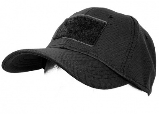 ea692cb94a16e Condor Outdoor Flex Velcro Tactical Cap ( Black   S - M )