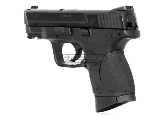 Smith & Wesson M&P 9 Compact Semi / Full Auto GBB Airsoft Gun ( Licensed by Cybergun )