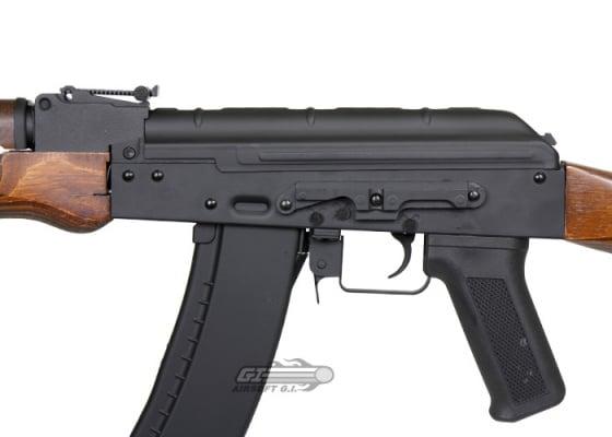 CYMA CM048 AK74 AEG Airsoft Rifle ( Wood )