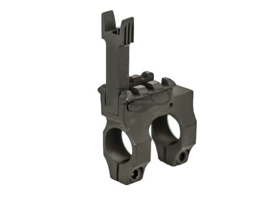 Lancer Tactical Flip Up Front Iron Sight for M4 / M16