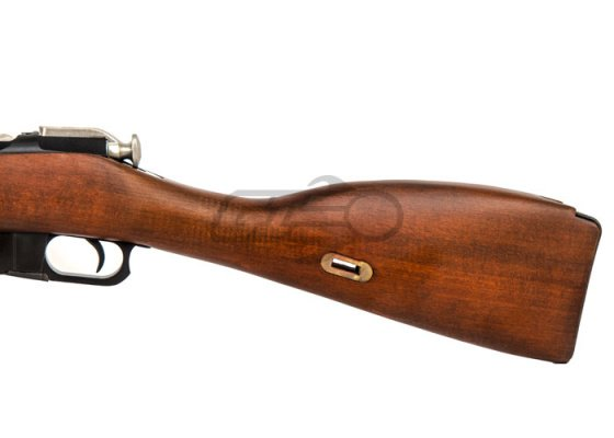 Red Fire Mosin Nagant Model 1891/30 Rifle (Spring Power) Airsoft Gun