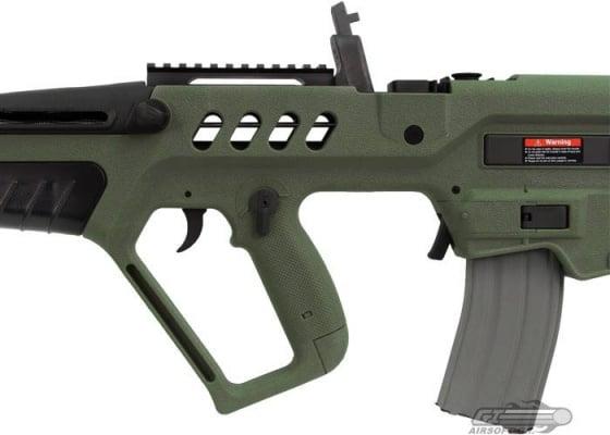 IWI Licensed TAVOR TAR-21 Airsoft AEG Rifle by ... - Evike.com