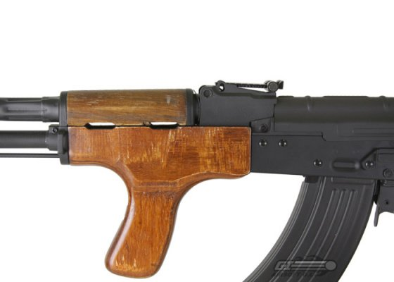 CM050 Full Metal / Real Wood Romanian AIMS Blowback AEG Airsoft Gun