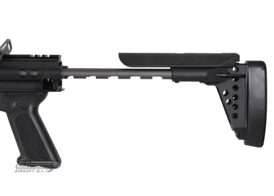 G&G M14 EBR / HBA Long Sniper Rifle AEG Airsoft Rifle ... M14 Ebr Sniper Rifle