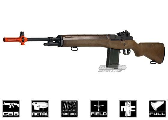 WE M14 GBB Airsoft Rifle ( Imitation Wood )