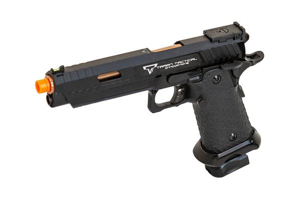 STI/TTI Licensed JW3 2011 Combat Master Gas Blowback Airsoft Pistol