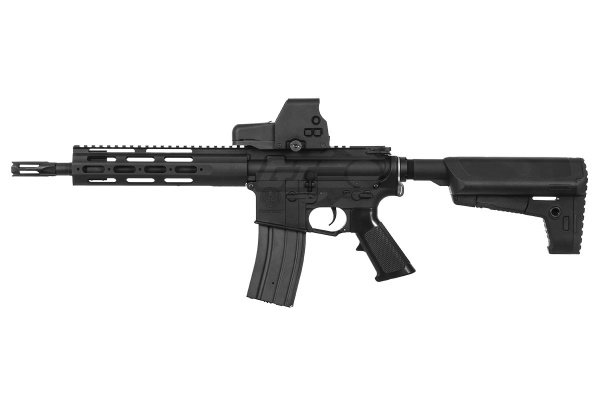 Krytac Alpha CRB M4 Carbine AEG Airsoft Rifle ( Black )