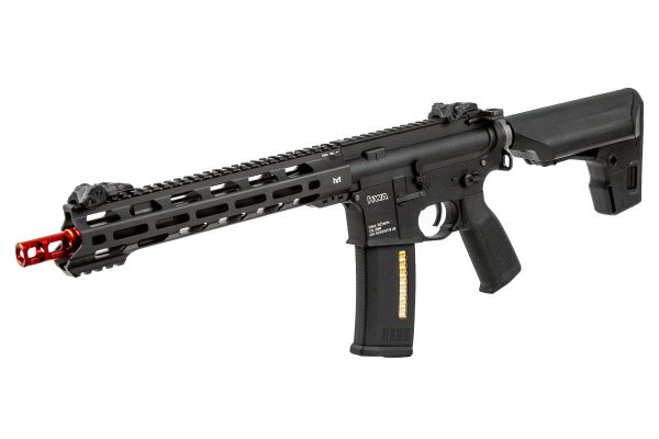 Kwa Ronin T10 Rm4 3 0 Electric Recoil Airsoft Rifle Black