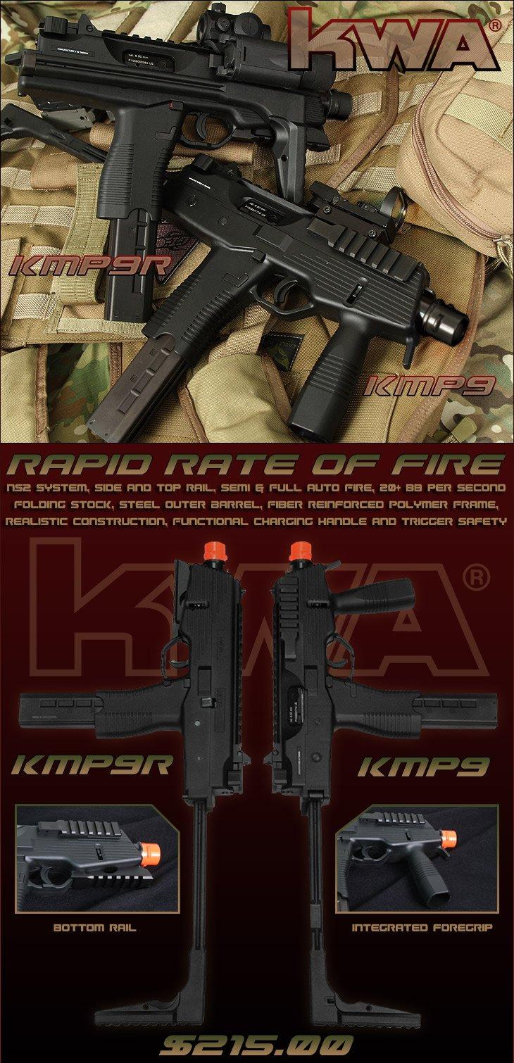 KWA KMP9/KMP9R