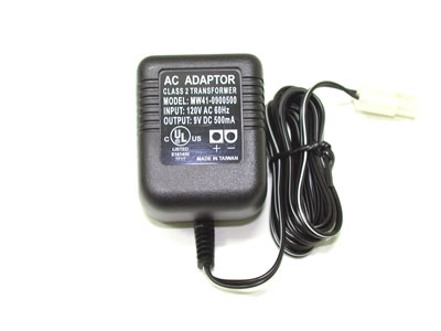 Large battery charger