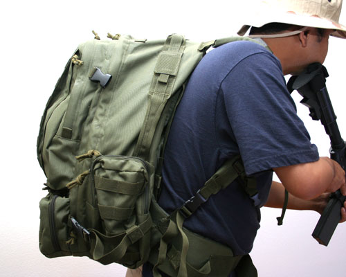 Condor Outdoor 3 Day Assault Pack Backpack Od