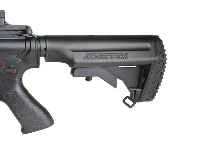 JG 614 AEG Airsoft Rifle w/ Crane Stock (Black)