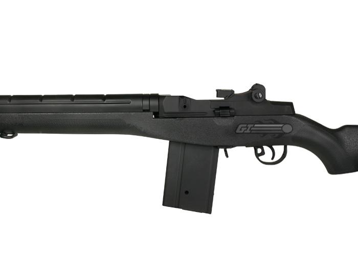 CM032 M14 AEG Airsoft Gun ( Black ) by: CYMA - Airsoft GI - The