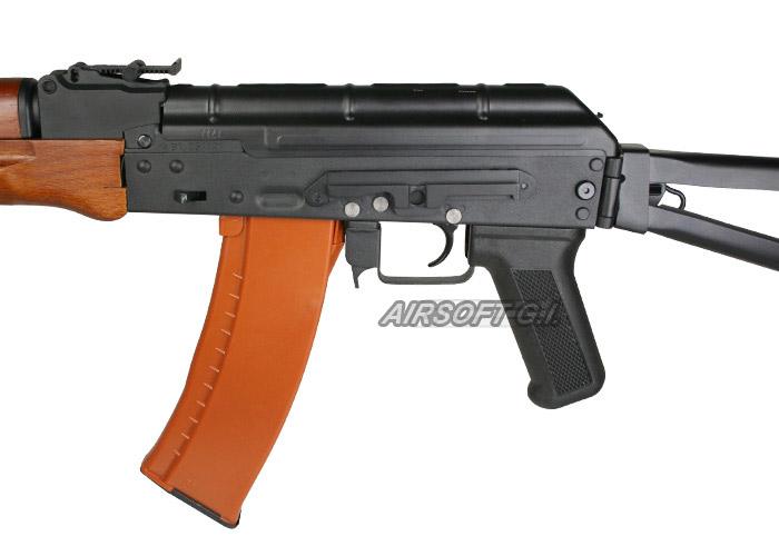 D Boy RK-03 AK-74S Rifle AEG Airsoft Gun ( Black )