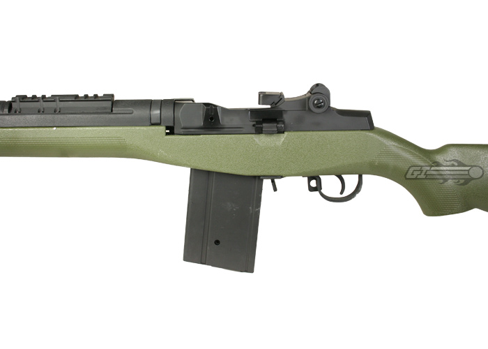 CM032A M14 SOCOM 16 AEG Airsoft Gun ( OD ) by: CYMA ...