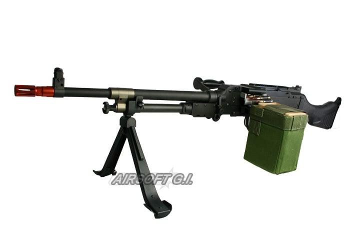M240b Airsoft m240b airsoft - homema...