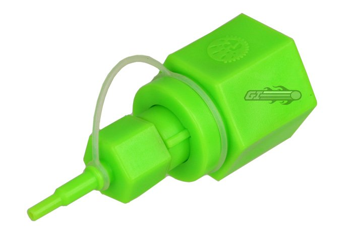 (Discontinued) TSD ABS Propane Adaptor w/ Silicone Port and Oil