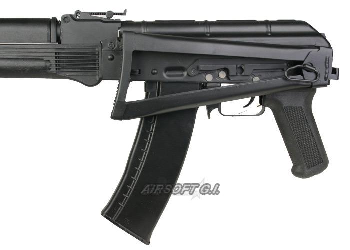 D Boy RK-02 AK-74S Rifle AEG Airsoft Gun ( Black )