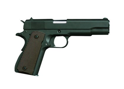 M 1911 we1911single Top 10 Best Airsoft Guns: Entry Pistols