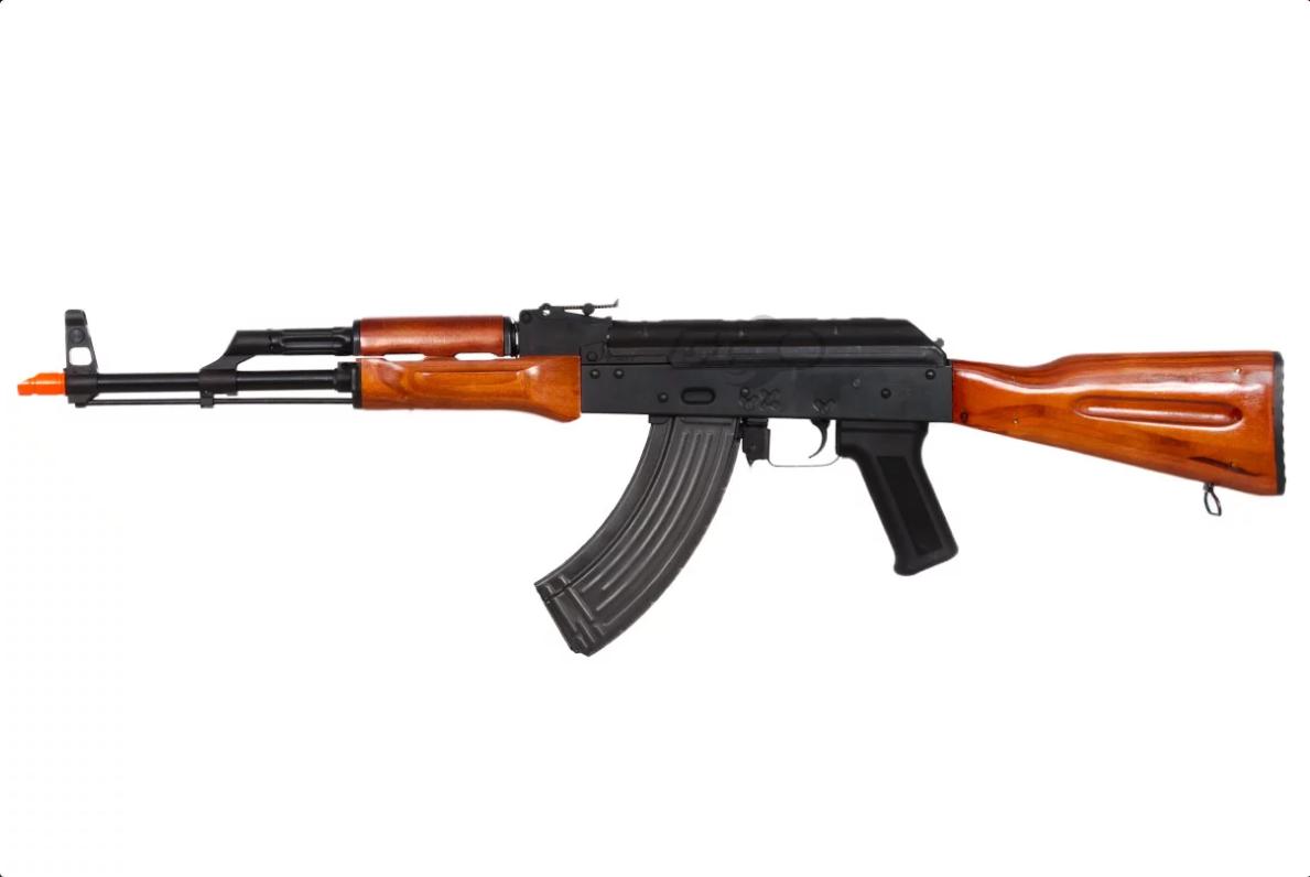 LT105W AKM Blowback