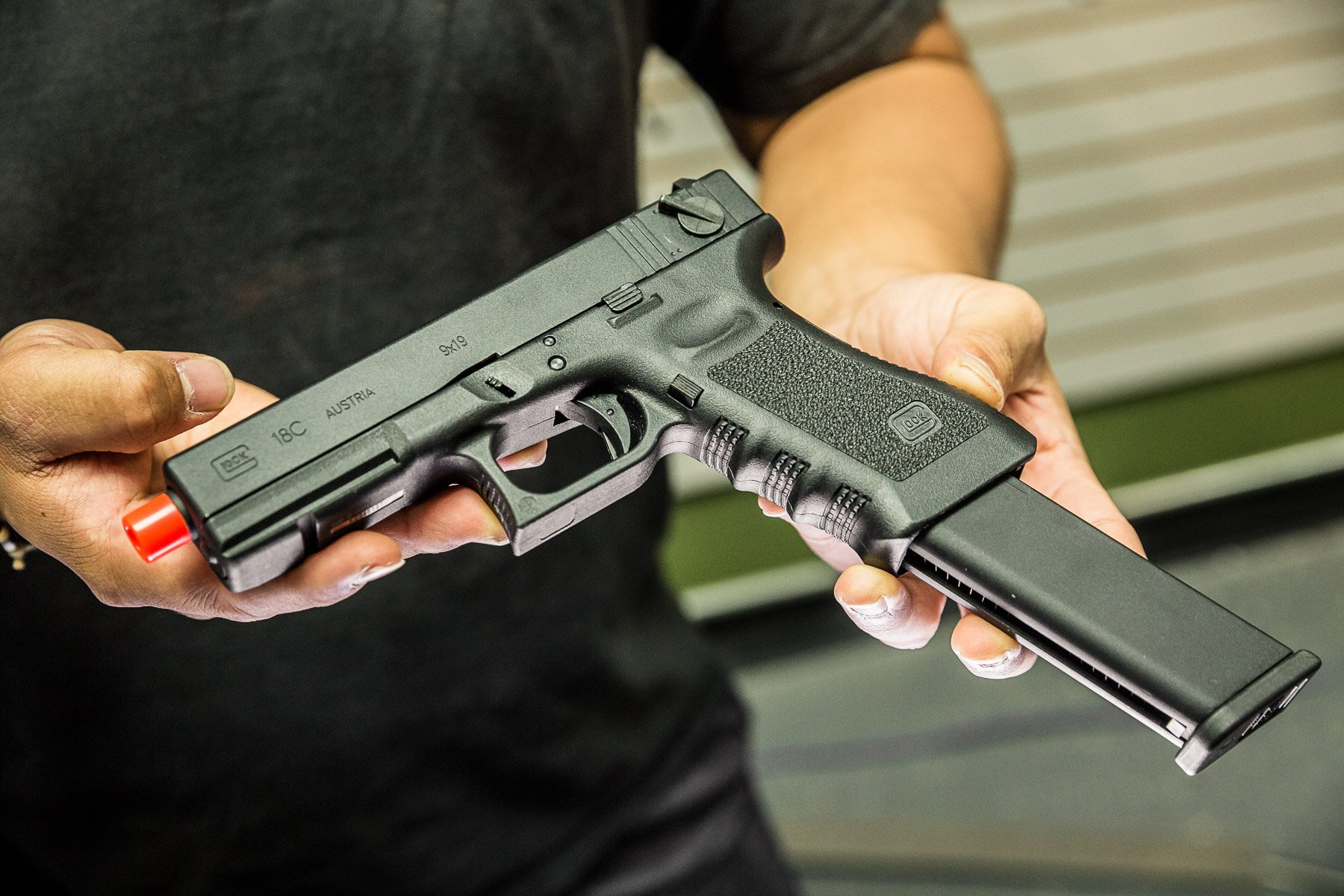 Elite Force Glock 18c Gen 3
