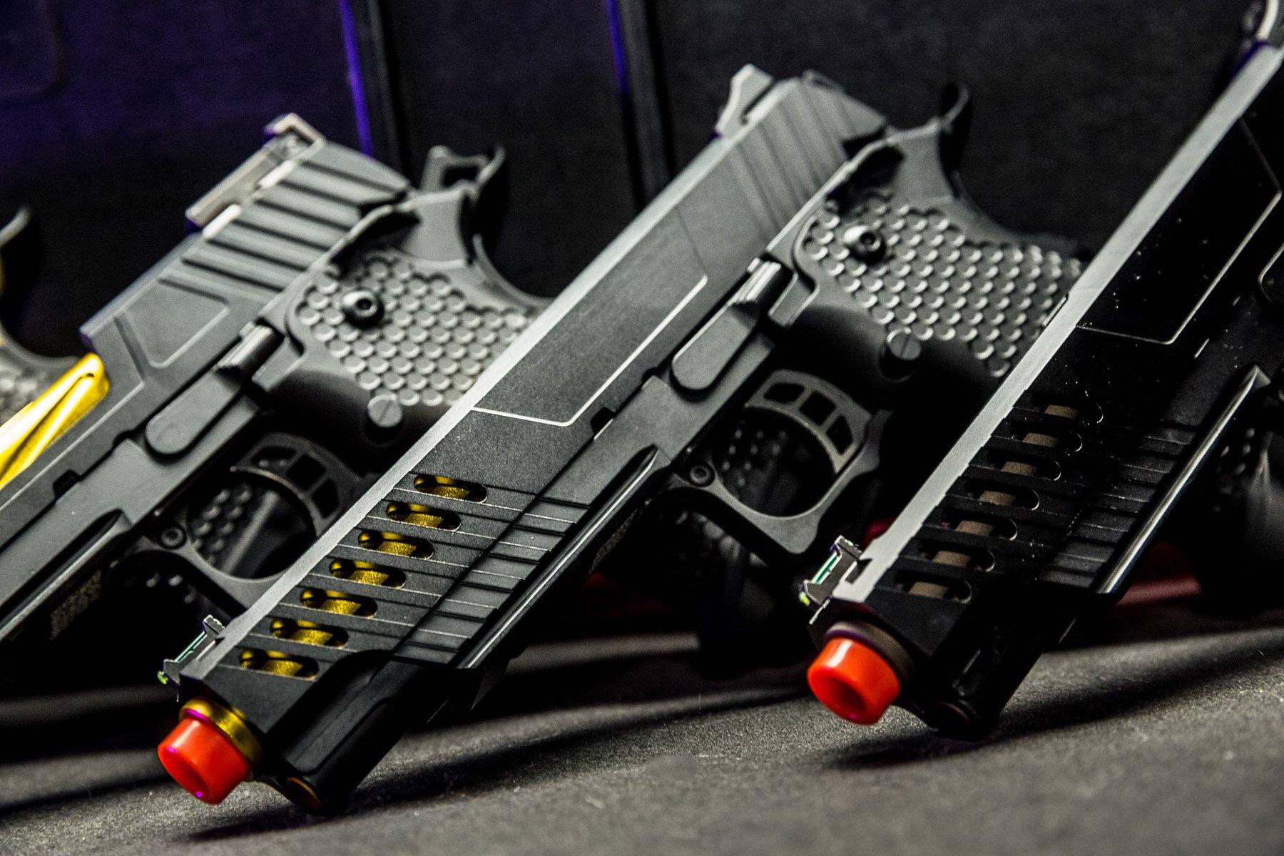 JAG Arms GMX Hi-Capas